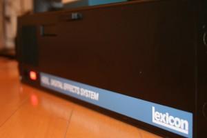 LEXICON-480L-デジタルリバーブ