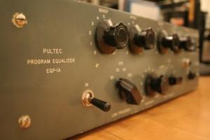 PULTEC EQP-1A実機-1951年に発売された