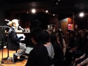 日本レコード大賞金賞を二度受賞したヤナギマンさん